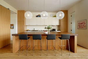 High-end kitchen remodel by Jeff King and Company, Inc., San Francisco, Calif.