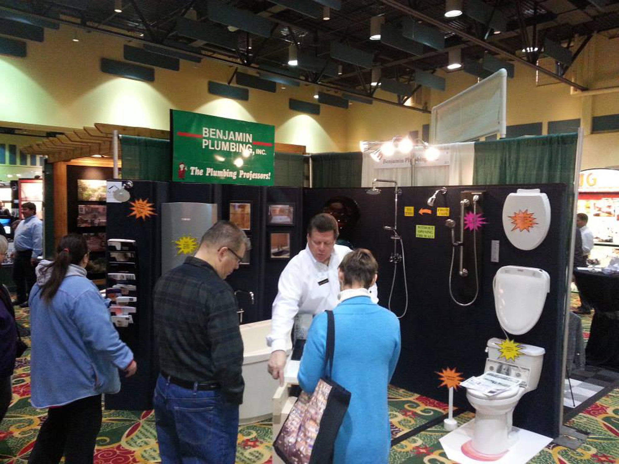 Ideas To Maximize Success At Your Next Home Show Nari National News