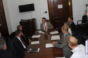 NARI members met with eight congressional staffs to discuss several of NARI's federal advocacy priorities.