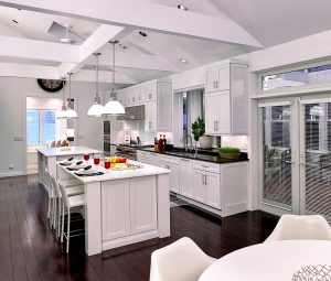 Bob Graham Jr Architectural Interior Photography White Kitchen shot shot 2.use