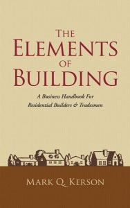 elements of building