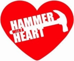 hammer with a heart