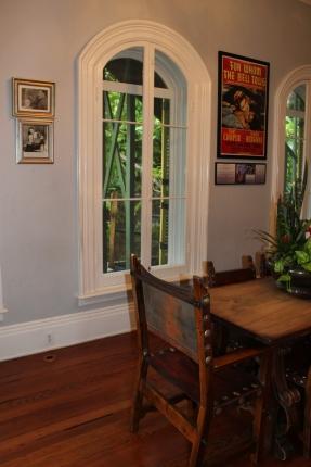 Hemingway dining room 2