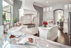 Kitchen designed by NARI member Haven Design