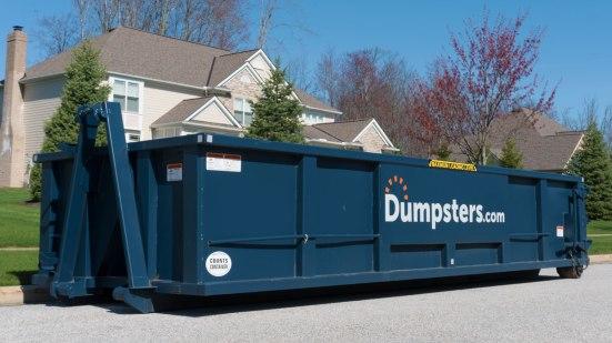 street-dumpster